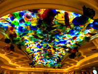 Roof at the Bellagio