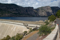 The O'Shaughnessy Dam and the Hetchy Hetchy Valley